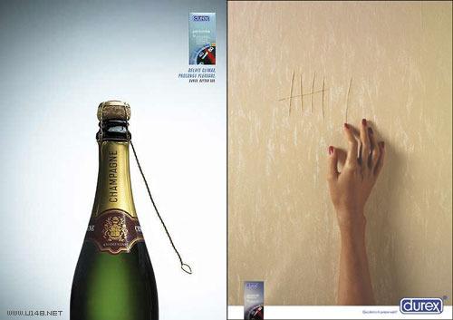 组图:幽默诙谐 花尽心思的绝妙创意广告锦集 - YU QI - YUQI SPACE