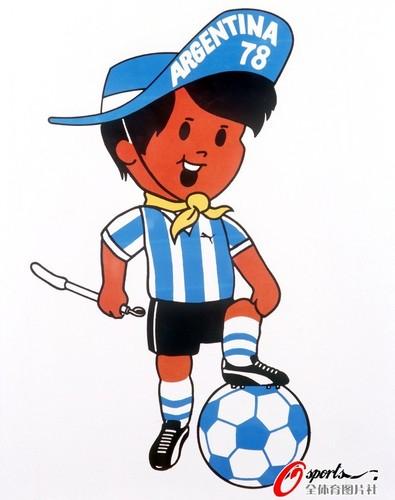 历届世界杯吉祥物风采一览