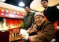 组图:牵手残疾人 走进上海世博会