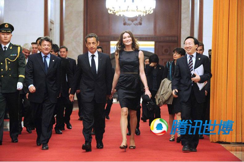 各国首脑抵达中国