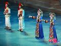 高清:2010上海世博会开幕式前的文艺演出