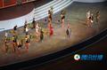 高清:世博开幕式暖场表演大秀民族风情
