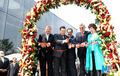 高清:世博开园首日 欧盟馆举行开馆仪式