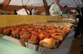 高清:挪威馆美食荟萃 新鲜三文鱼令人垂涎