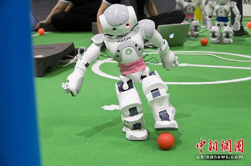 人工智能机器人_人工智能机器人nao的真面目组图