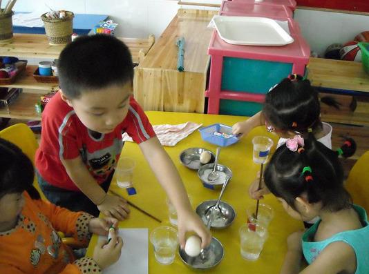 渝中区区级机关幼儿园之情智活动