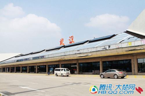 武汉天河机场T3航站楼 凤舞九天 今日奠基