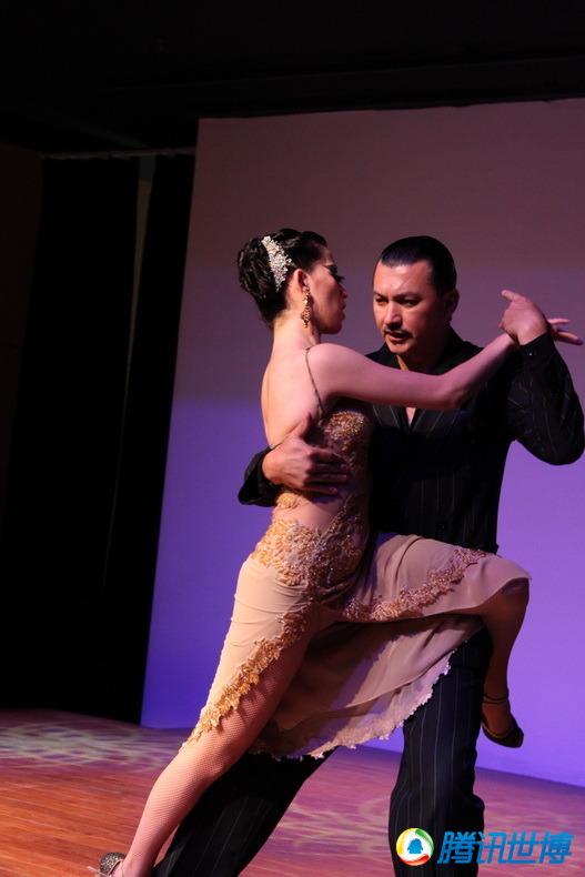 高清:阿根廷超靓美女大秀劲爆南美拉丁舞蹈