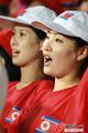 世界杯朝鲜队球迷