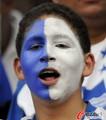 高清:世界杯球迷大比拼 洪都拉斯队球迷
