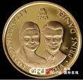组图:瑞典王储结婚纪念币 成为价值最高硬币