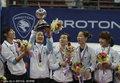 韩国创历史首捧尤伯杯