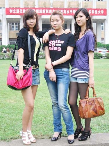 潮州纺织美女众美女报名世界杯足球宝贝(图)吗大学多武汉图片