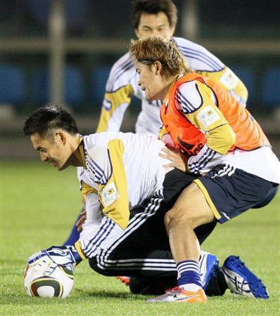 川口能活受主教练重用 34岁老将成全队核心