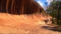 高清:神奇梦幻的澳大利亚海顿波浪岩
