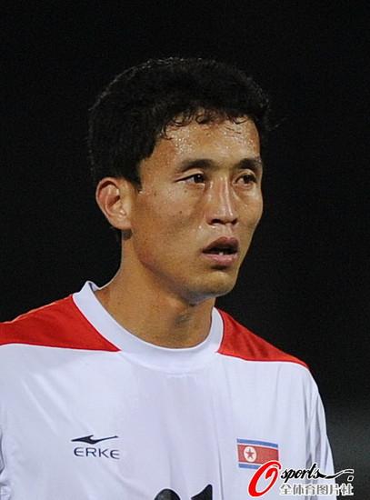 组图:2010年南非世界杯列强巡礼 朝鲜队