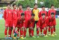 热身赛朝鲜2-2战平希腊