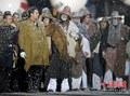 高清:阿根廷举行盛大活动庆祝独立200周年