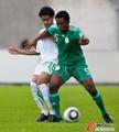 尼日利亚0-0沙特