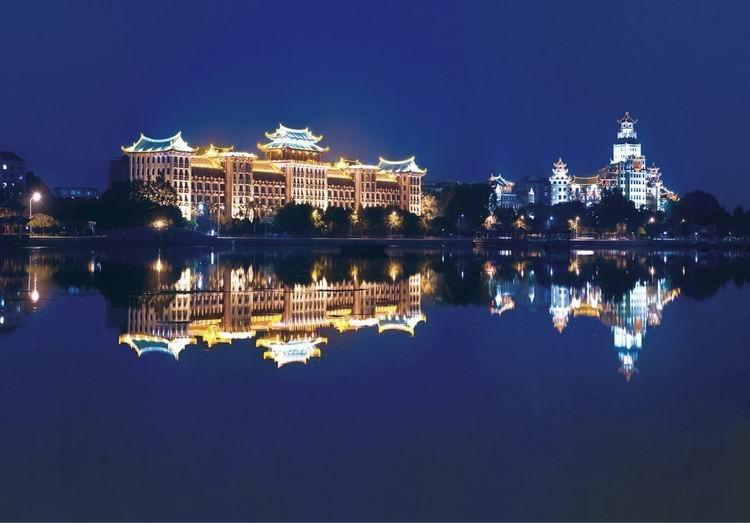 《集美夜色》摄影:杨景初