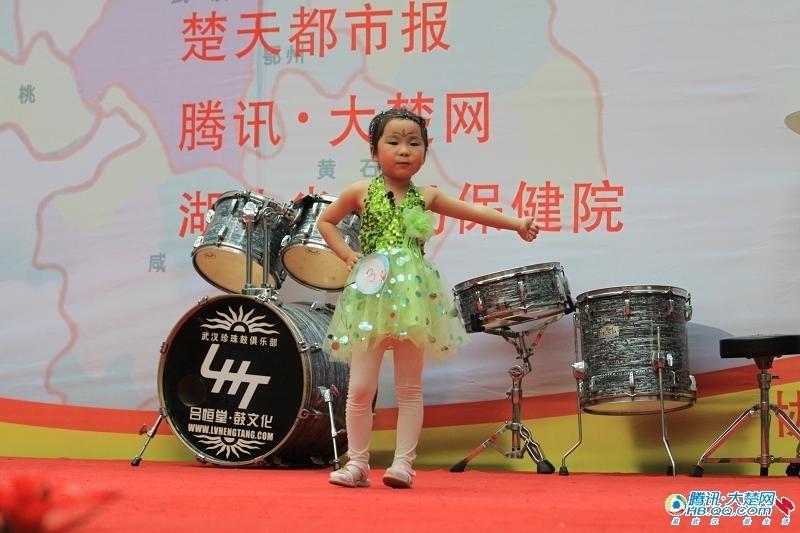 3号选手,咸宁小女孩郭照藏思