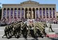 高清:格鲁吉亚举行独立日阅兵典礼