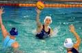水球联赛中国女队获胜