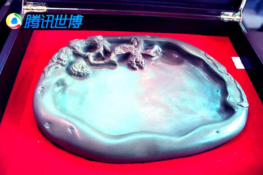 非物质文化遗产:绛州澄泥砚