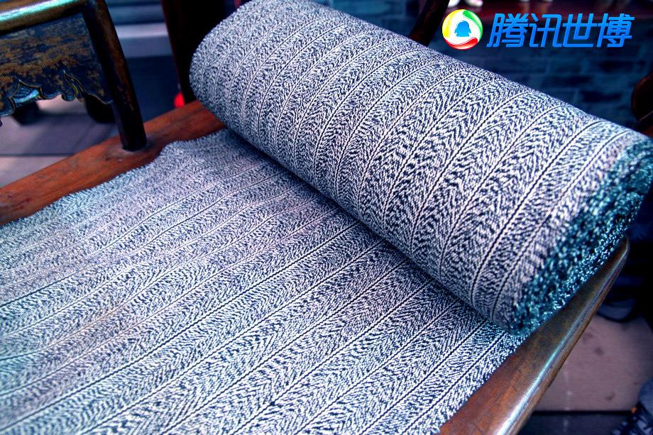 非物质文化遗产:晋南土布