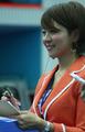 世乒赛日本美女主播