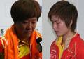 组图:女团决赛中国1-3新加坡 19年再次丢冠
