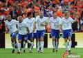 组图:荷兰4-1加纳 中场双星建功范佩西破门
