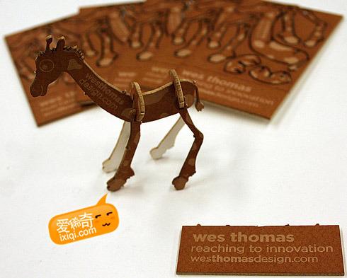 纸板做立体小动物