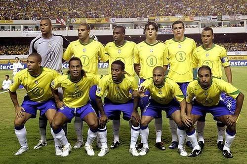 2006年的巴西队:巴西队一向是各种预测中的热门-学者预测巴西再度图片