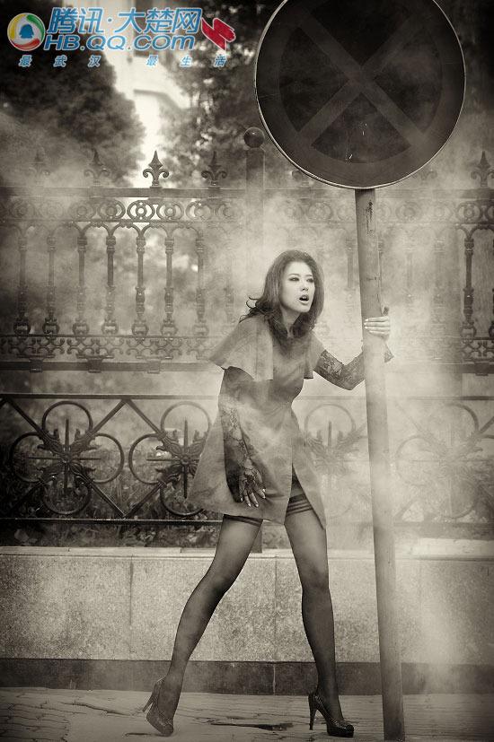 楚实体江城资深摄影师演绎最尤物性感内衣大店情趣香港大气图片
