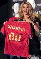 夏奇拉将为世界杯献唱