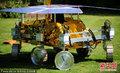高清:火星车模型亮相英国莱斯特大学