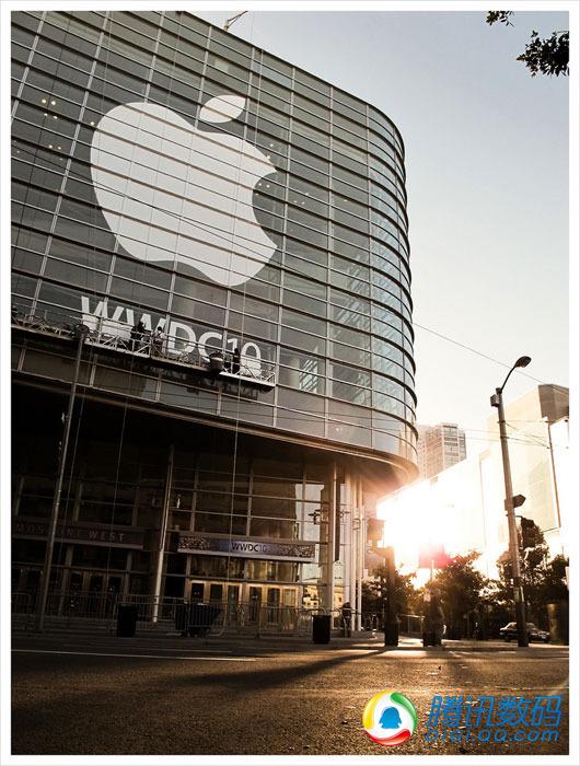 苹果开发者大会2010(WWDC)现场探营