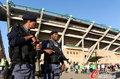 南非武警荷枪实弹