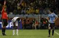乌拉圭10人逼平法国