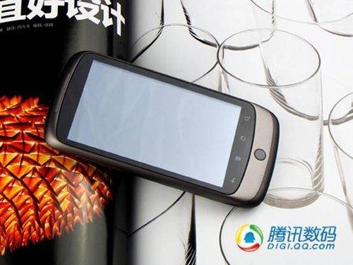 谷歌Nexus One中文版国内独家高清组图