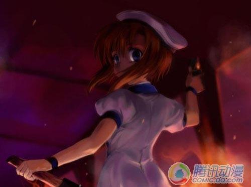 9--龙宫礼奈 黑化历史的锻造者柴刀少女的传奇史诗.《寒蝉...