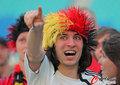 德国4-0澳大利亚 球迷疯狂庆祝(134)