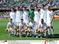 图文:新西兰1-1斯洛伐克 新西兰队合影