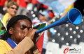 图文:洪都拉斯0-1智利 双方热情球迷(18)