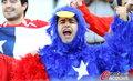 图文:洪都拉斯0-1智利 双方热情球迷(19)
