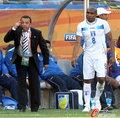 图文:洪都拉斯0-1智利 帕拉西奥斯累了