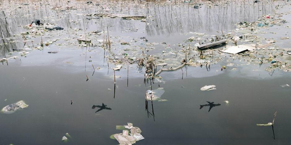 北京市通州区宋庄镇楼台村(图片摄于2010年4月,北纬40°01′24″ 东经116°35′23″)
