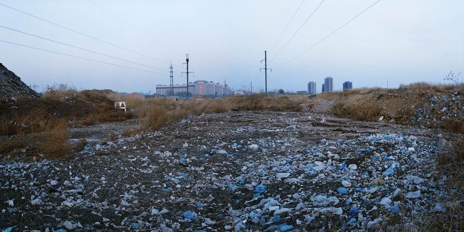 北京市通州区永顺镇黄瓜园(图片摄于2009年4月,北纬 39°53′36″ 东经116°36′38″)