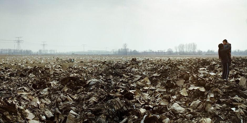 北京市昌平区北七家镇(图片摄于2009年3月,北纬40°05′22″东经116°27′33″)
